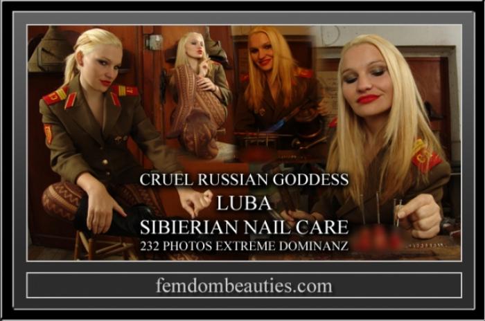 GODDESS LUBA SIBIERIAN NAIL CARE