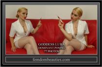 RUSSIAN GODDESS LUBA SEXY NURSE