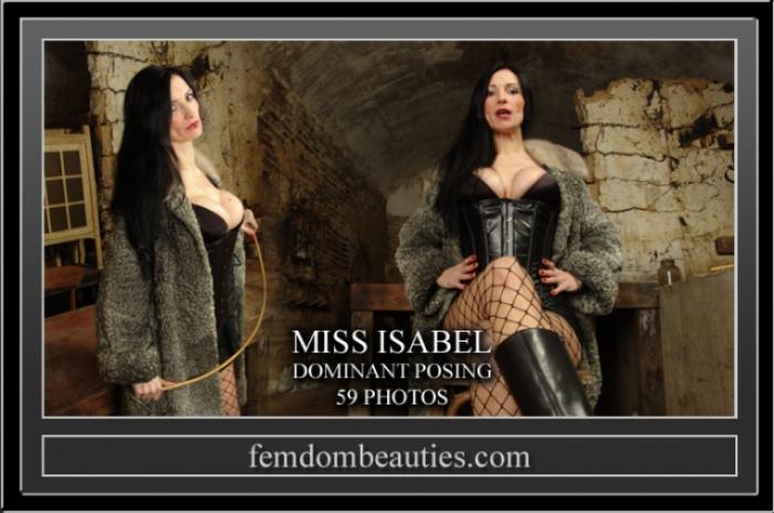 LADY ISABEL FURS FEMDOM