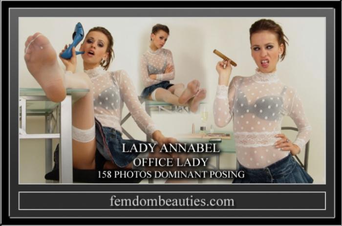 LADY ANNABEL FEMDOM OFFICE