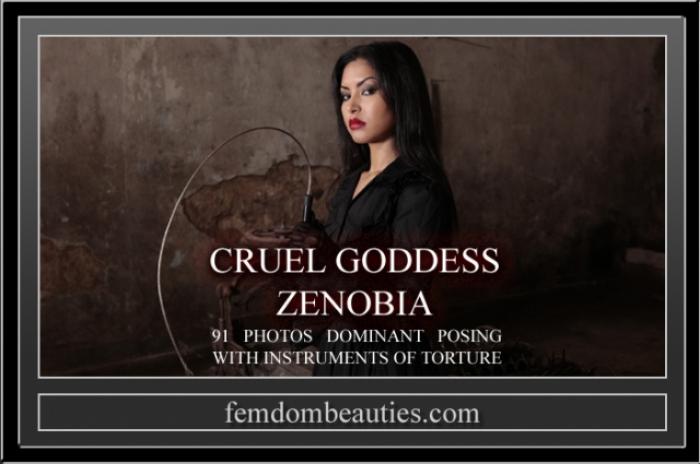 GODDESS ZENOBIA_TORTURE INSTRUMENTS