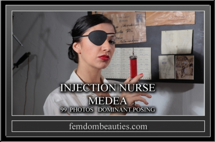INJECTION NURSE MEDEA