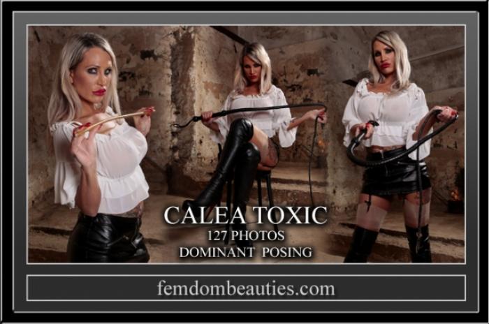 CALEA TOXIC DOMINANT POSING